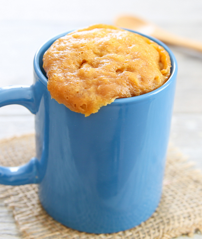 This image has an empty alt attribute; its file name is 3-ingredient-flourless-peanut-butter-mug-cake-20-1.jpg